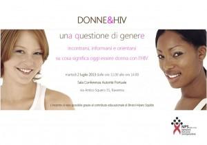 Donne&HIV - Ravenna