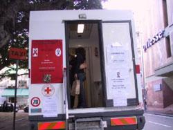 Unità Operativa Mobile per l'esecuzione del Test HIV