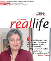 reallife network marzo 2009