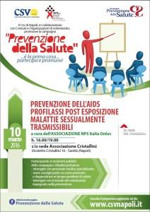 Locandina prevenzione della salute2